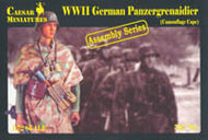 #7717 German Panzergrenadiers Camouflage Capes (WWII)