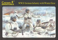 #005 German Infantry w/ Winter Gear (WWII)