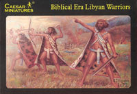 #022 Libyan Warriors