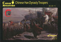 #043 Chinese Han Dynasty Troopers
