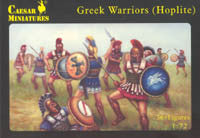 #65 Greek Warriors (Hopilites)