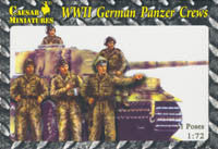#003 BFS German Panzer Crews (WW2)