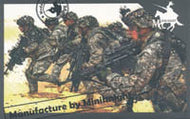 #11 BFS U.S. Soldiers in Action (Modern)
