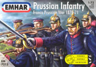 #7213 Prussian Infantry