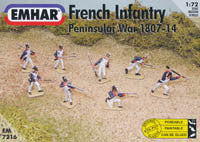 #7216 French Infantry (Peninsular War 1807-1814)