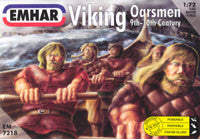 #7218 Viking Oarsmen (9th-10th Century)