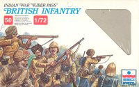 #232 Colonial India British Infantry (Indian Wars)