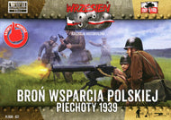 #027 Polish Infantry Support Weapons (WWII)