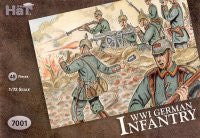 #7001 German Infantry (WWI)