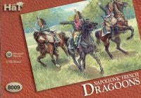 #8009 French Dragoons (Napoleonic Wars)