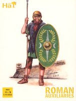 #8065 Imperial Roman Auxiliary Infantry