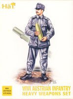 #8081 Austrian Infantry Heavy Weapons Set (WWI)