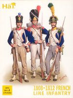 #8095 French Line Infantry (Napoleonic Wars)