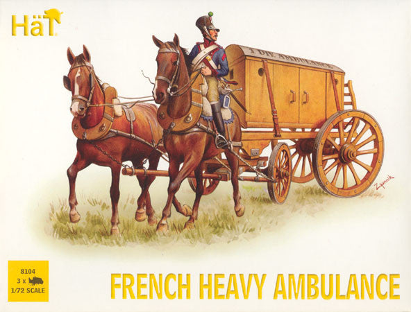 #8104 French Heavy Ambulance