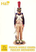 #8167 French Middle Guard: Fusilier Grenadiers
