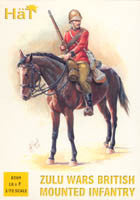 #8209 British Mounted Infantry