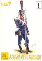 #8219 French Light Infantry Chasseurs (Marching)