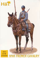 #8273 WWI French Cavalry
