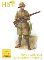 #8293 British Infantry (Tropical)