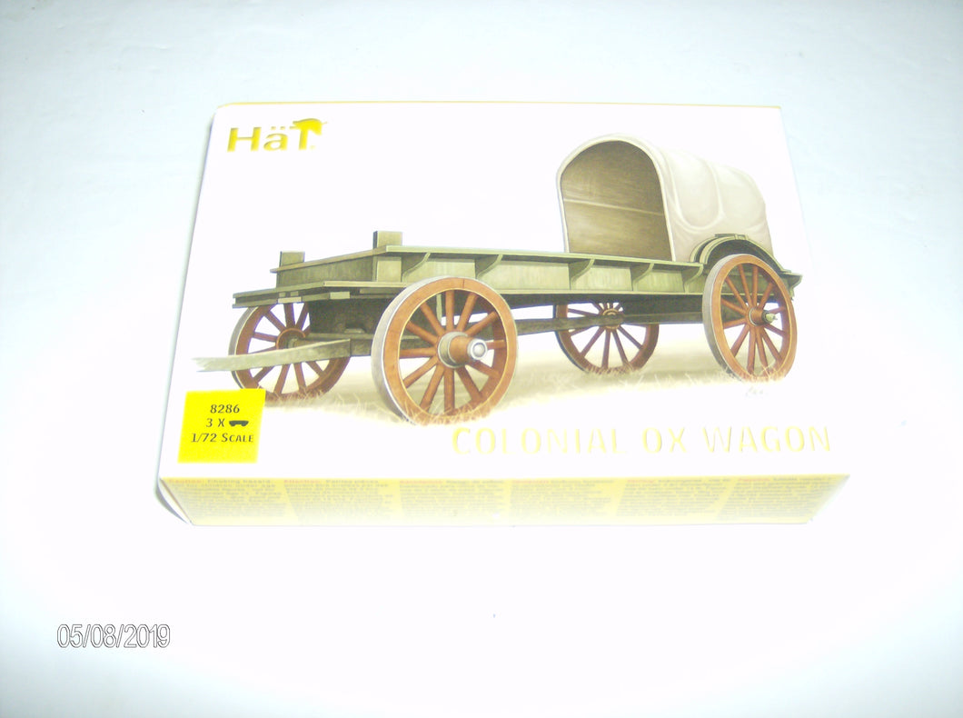 #8286 Colonial Ox Wagon
