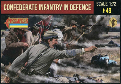 #249 Confederate Infantry in Defence