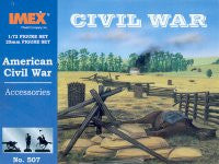 #507 Civil War Accessories (American Civil War)