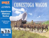 #518 Conestoga Wagon (Old West)