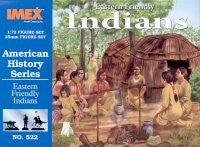 #522 Eastern Friendly Indians (Early America 1600)