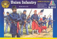 #6012 Union Infantry (American Civil War)