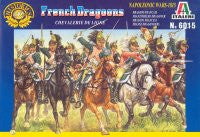 #6015 French Dragoons (Napoleonic Wars)