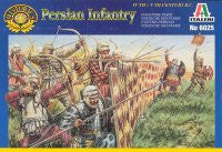 #6025 Persian Infantry (4th-5th Century)