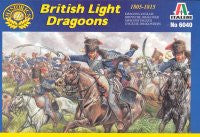 #6040 British Light Dragoons (Napoleonic)
