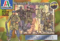 #6045 German Paratroopers (WWII)