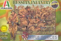 #6057 Russian Infantry (WWII)