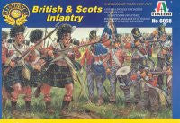 #6058 British and Scots Infantry (Napoleonic)