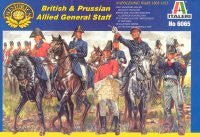 #6065 British and Prussian Allied General Staff (Napoleonic Wars)