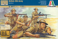 #6077 British 8th Army (WWII)