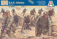 #6099 D.A.K. Infantry (WWII)