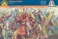 #6123 Chinese Cavalry (13th Century)