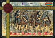 #007 Roman Legion on the March