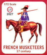#2027 French Musketeers