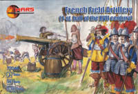 #72044 French Field Artillery (30 Years War)