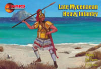 #72085 Late Mycenaean Heavy Infantry