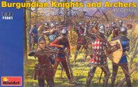 #72001 Burgundian Knights and Archers