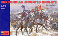 #72006 Burgundian Mounted Knights