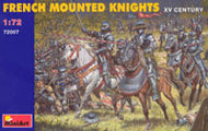 #72007 French Mounted Knights