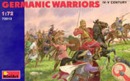 #72013 Germanic Warriors