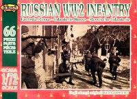 #010 Russian Infantry (WWII)
