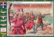 #72010 Turkish Janissaries