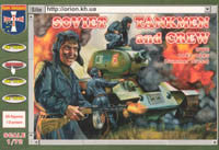 #72036 Soviet Tankmen and Crew (Summer Dress)